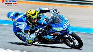 2017 gsx r150 suzuki asian challenge race bike