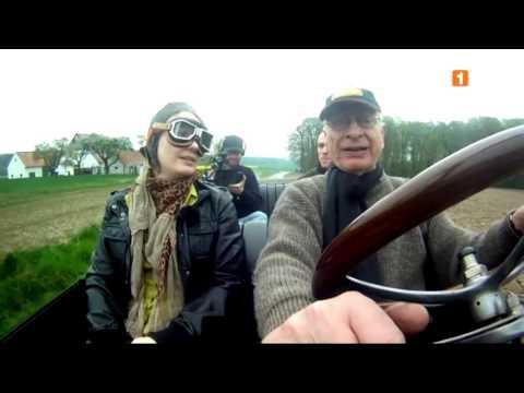 Wie vor 100 Jahren - Im Dampfauto auf Tour (2012)