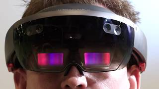 CASE IH HoloLens - Agritechnica 2017
