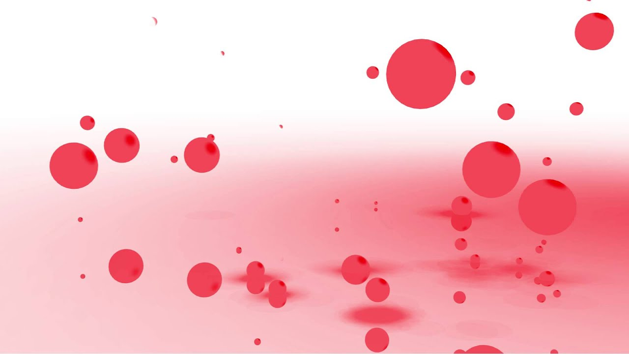 Red and white video background - YouTube