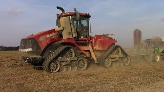 Case IH's Largest Tractor: 620 hp Quadtrac