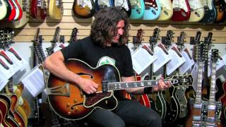 MONDAY MAYHEM WITH PHIL X! 1956 Gibson Super 400 CES 01016