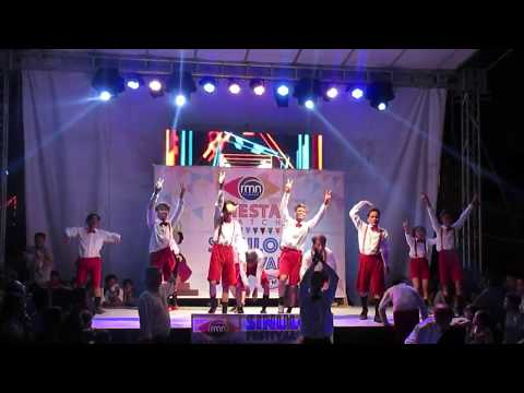 Hip-Hop Dance Ako Budoy Crew (Champion) 2019 @Plaza Independencia...