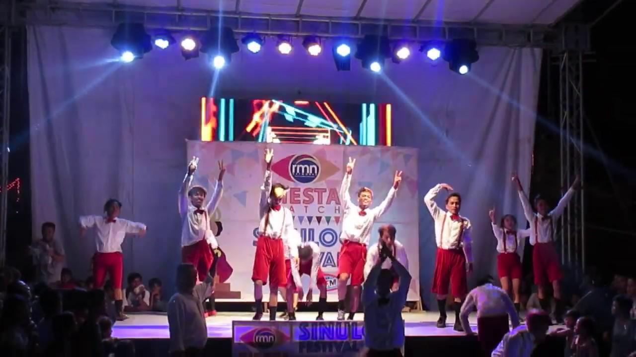 Hip-Hop Dance Ako Budoy Crew (Champion) 2019 @Plaza Independencia...