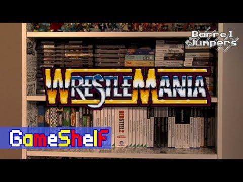 WWF WrestleMania: The Arcade Game - GameShelf #5