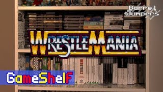 WWF WrestleMania: The Arcade Game - GameShelf #5