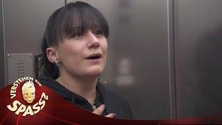 Fahrstuhl des Grauens mit Uschi Glas | Verstehen Sie Spaß?