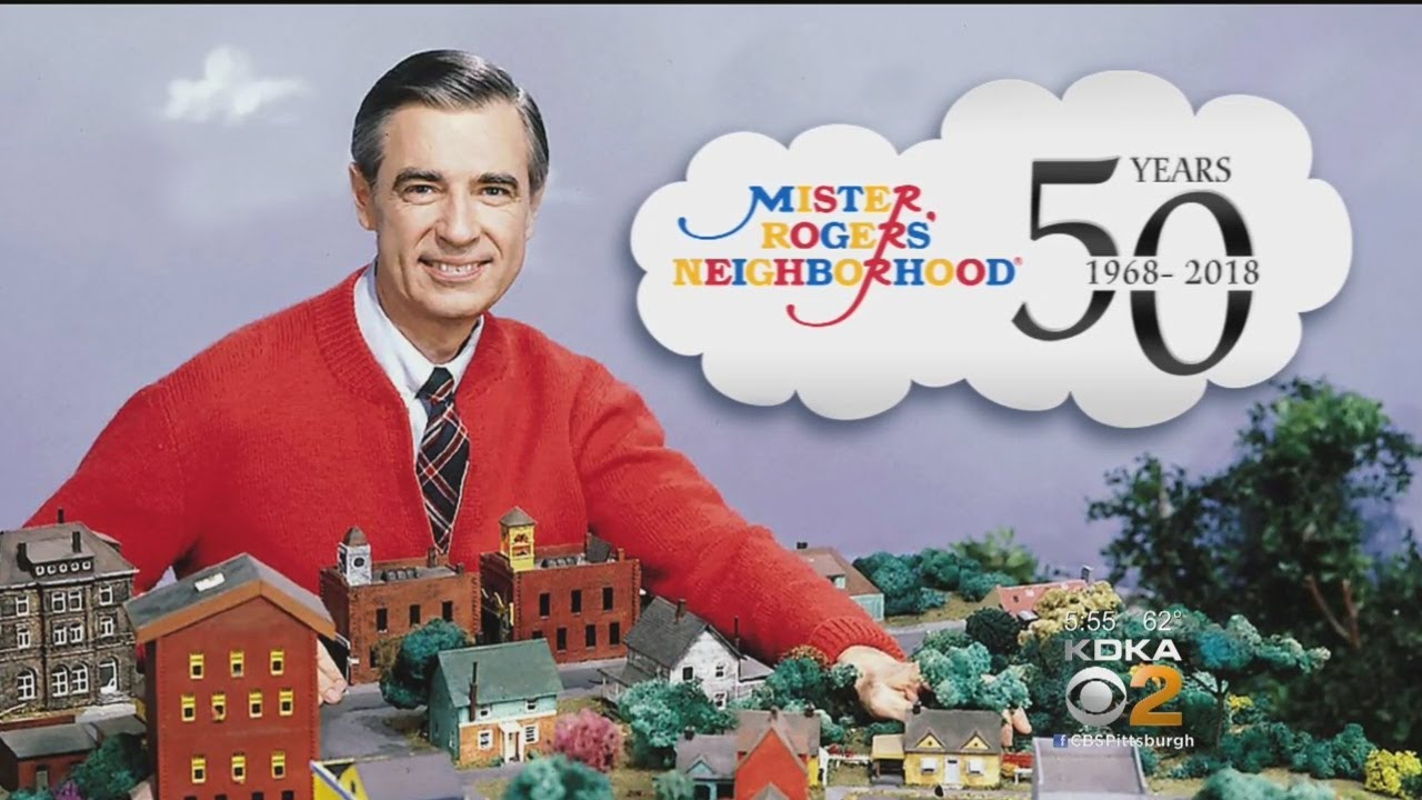Cast And Crew Members Share Memories On 50th Anniversary Of Mister Rogers Neighborhood Youtube