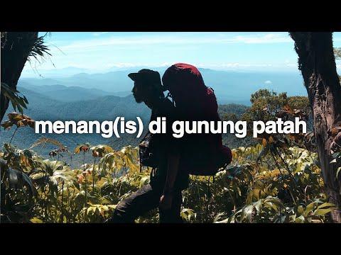 SEBUAH JURNAL #8: Patah? Semangat! Part 3 (Gunung Patah, Bengkulu)
