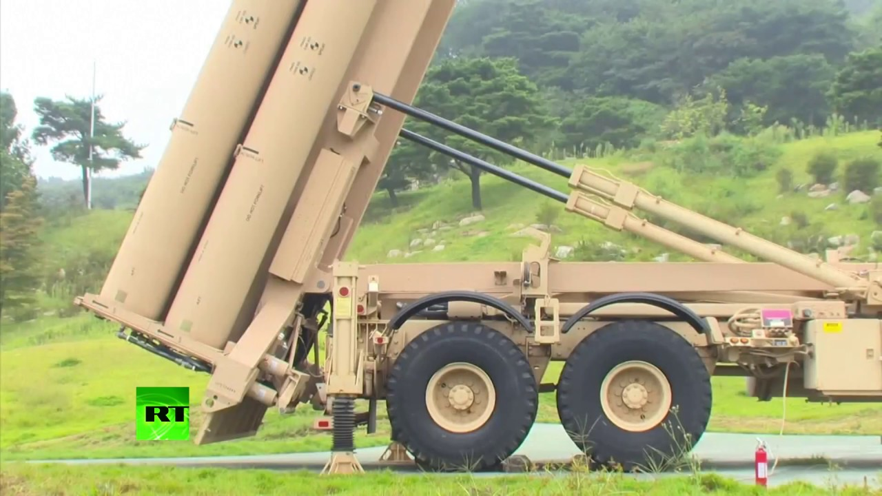 South Korea deploys 4 new THAAD launchers as protesters clash with police