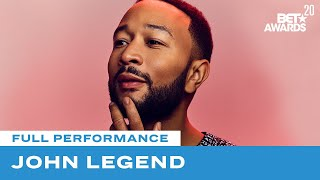 "Download John Legend Inspires With A Powerful Performance of ""Never Break"" 
