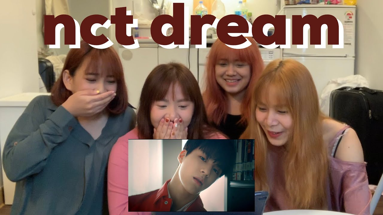 NCT DREAM X HRVY 'Don't Need Your Love' MV REACTION ( THAI VER) | fluffymu