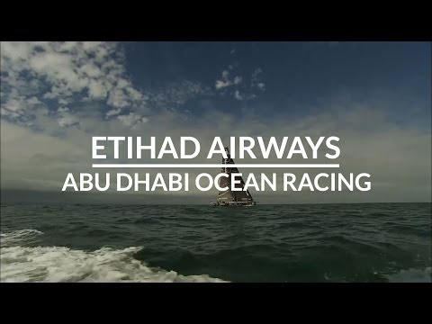 Etihad teams Abu Dhabi Ocean Racing and Harlequins set sail