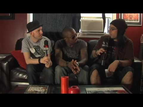 CANDIRIA Interview on Metal Injection 2009