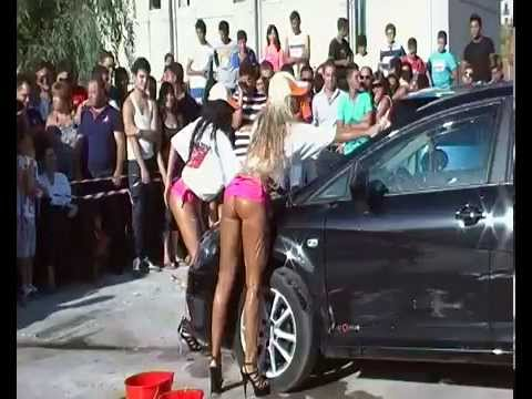 Car wash sex