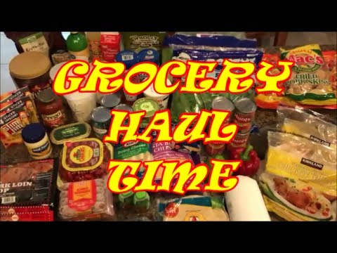 GROCERY HAUL TIME | KETOGENIC DIET - YouTube