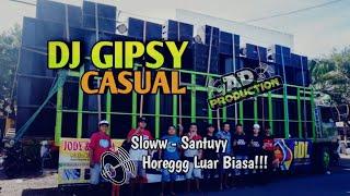 DJ Gipsy Casual - Kelushka|| Slow Santuy 2020 || By Hendro Bintang || Bakul Lagu