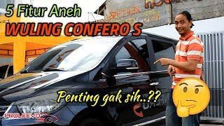 5 Fitur ANEH Wuling Confero S