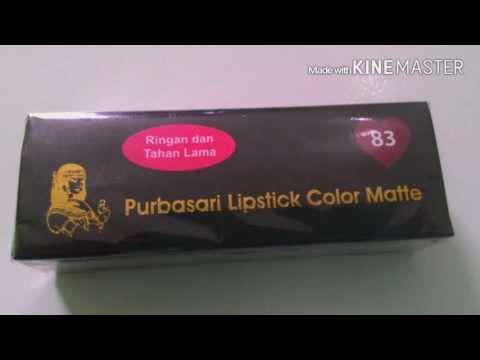 review-purbasari-lipstic-shade-83