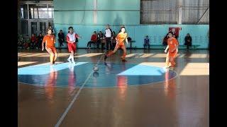Турнир по мини футболу среди девушек Камышин 1 3 ноября 2019 г