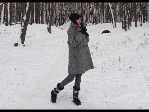 В темно-синем лесу, где трепещут осины... ;))