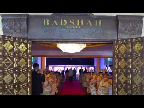 Badshah Palace, Birmingham Mood Lighting