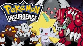 WYSYP LEGEND - Let's Play Pokemon Insurgence #81