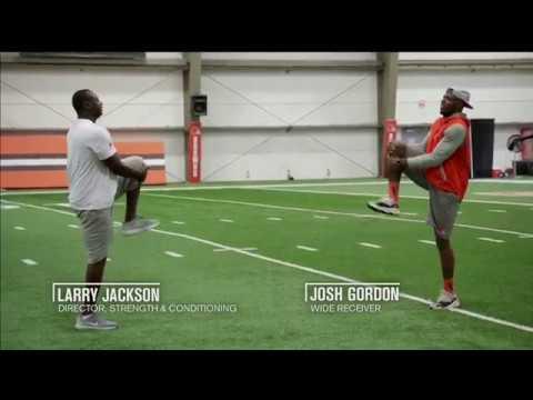 Hard Knocks  Josh Gordon Return To Training Camp - YouTube efdb04fbd