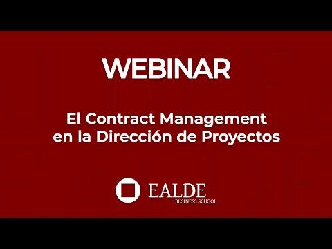 El Contract Management en la Dirección de Proyectos