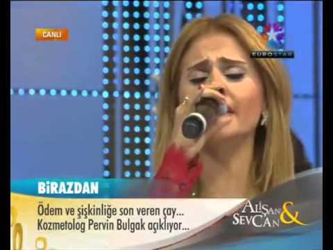 Azeri Kızı Günel-Alişan Senden İnsaf Diler Yarin