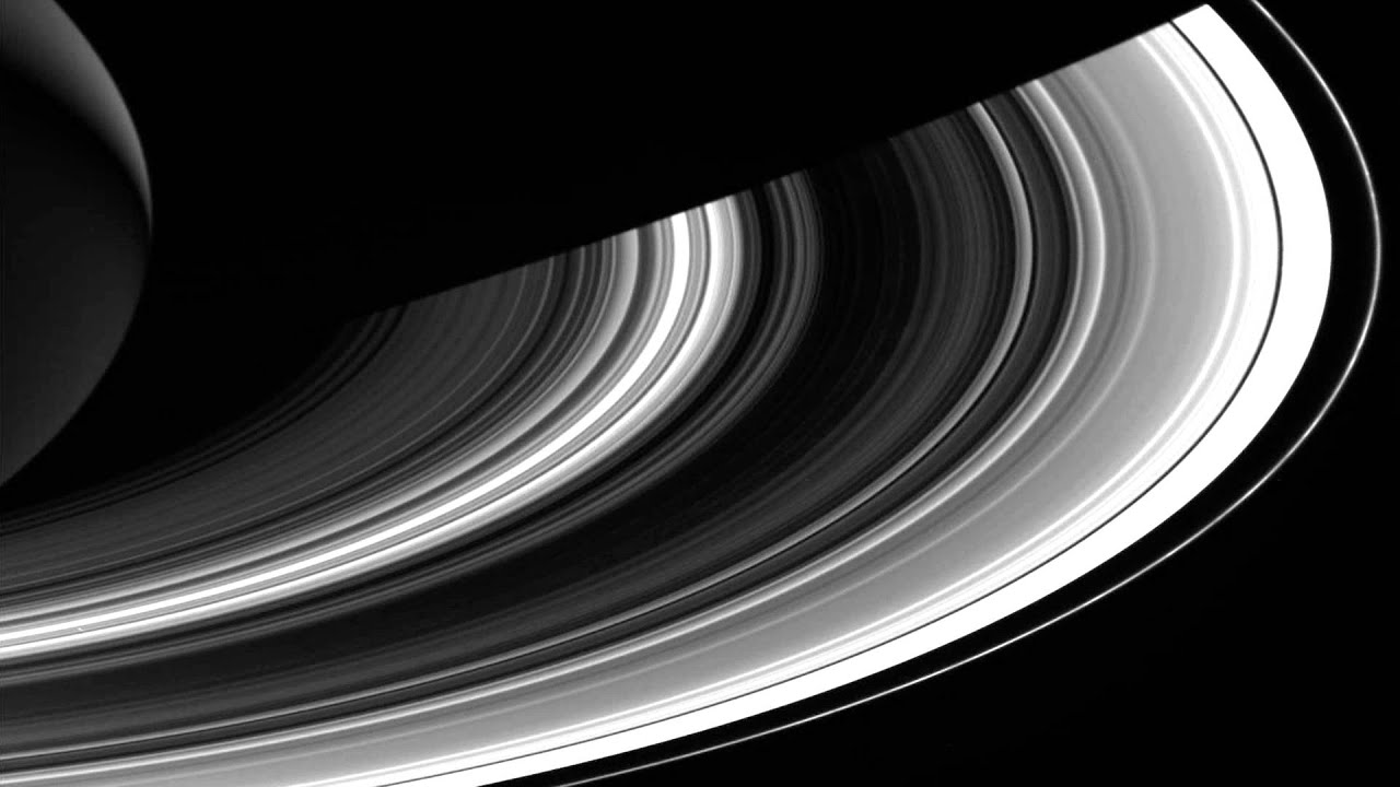 Real Pictures of the Planet Saturn From Cassini