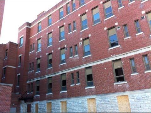 Exploring Vacant St.Joseph Hospital - Peterborough Ontario