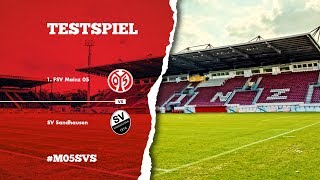 Mainz 05 vs SV Sandhausen full match