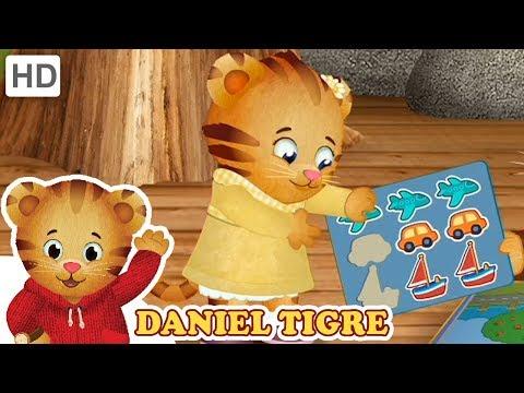 Daniel Tigre em Português - 2ª Temporada: Melhores Momentos (139 Minutos!)   Vídeos para Crianças