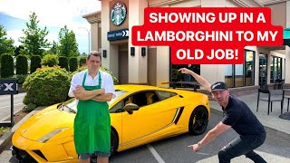 Download I FIRED MY BOSS THEN CAME BACK IN A LAMBORGHINI 2 YEARS LATER Mp3 and Videos
