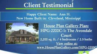 French Country Home Designs Real Testimonials For House Plan Gallery