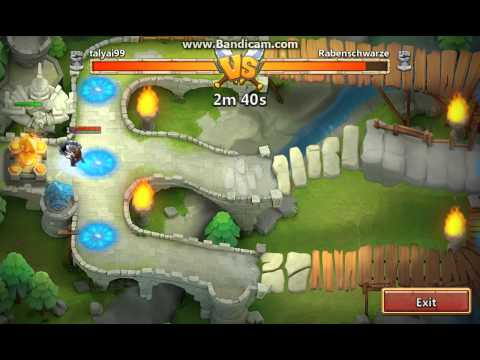Castle Clash On Windows 8.1 Tablet (1gb Ram)