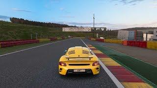 Gran Turismo Sport - RUF CTR3 '07 Gameplay [4K PS4 Pro]
