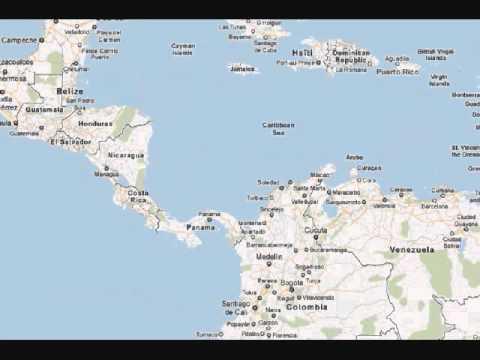 a peninsula island or an isthmus youtube