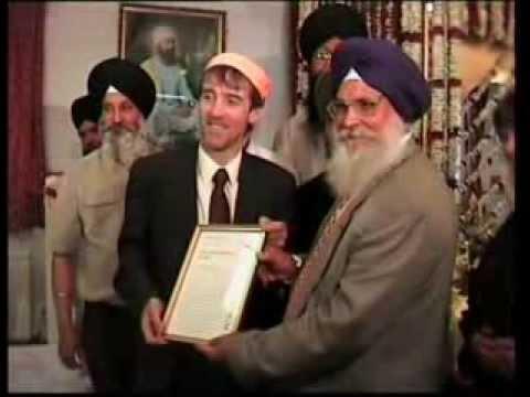 2001.08.04 (part 1) Launch of Guru Nanak Sikh Museum Leicester UK
