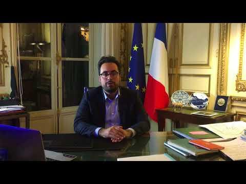 Mounir Majoubi : bienvenue au Forum Emploi Maths (édition 2017)