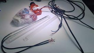 전동킥보드 DIY 부품  LED  후방등 충전케이블 브…