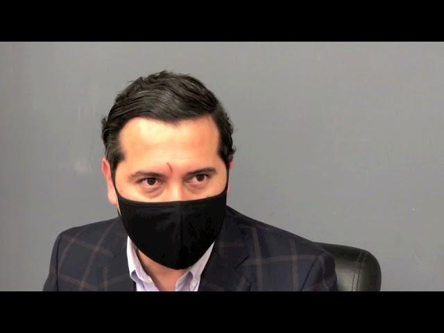Entrega de despensas están apegadas totalmente a la ley; Héctor Flores