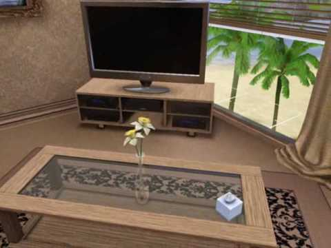 sims 3 modern apatments nice house mansion luxury huge big home