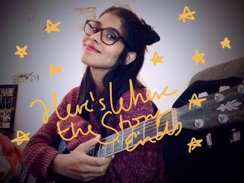 Here's Where The Story Ends - The Sundays// Cover: Valeria Alfaro