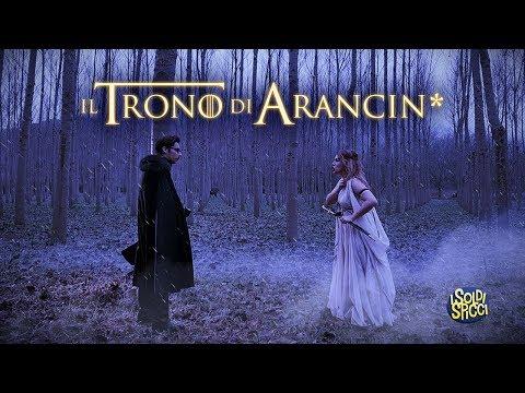 IL TRONO DI ARANCIN* - iSoldiSpicci