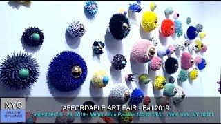 AFFORDABLE ART FAIR - Fall 2019