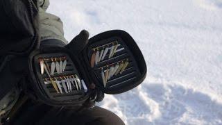 видео Лучшие зимние приманки на окуня