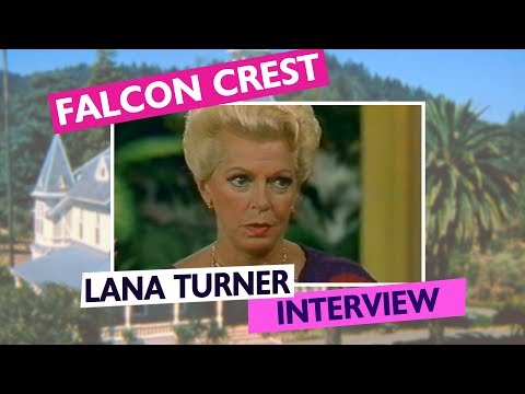 Lana Turner Interview 1983