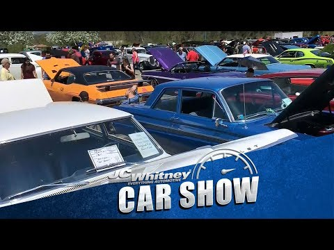 Join the Party and Parade at the 2019 JC Whitney Car Show